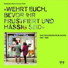 Publikation Frauenzentrum Baden